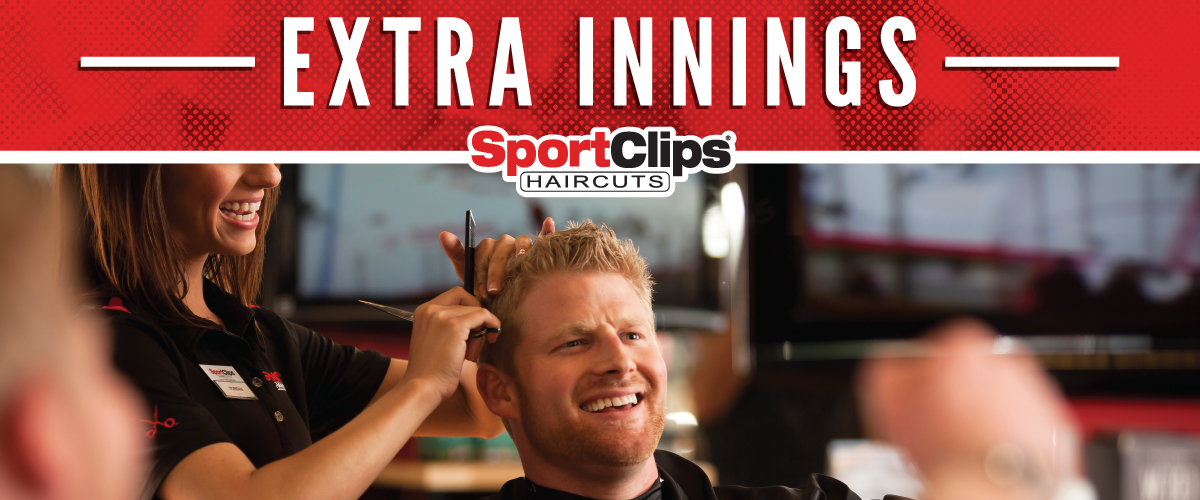 The Sport Clips Haircuts of Madison - 701 Shoppes Extra Innings Offerings